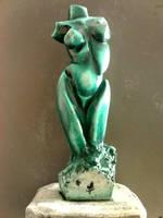 damir sabic sculpture. by Shaba83
