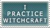 I Practice Witchcraft by wrensghost