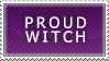PROUD WITCH by elliotwarren