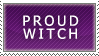 PROUD WITCH by wrensghost
