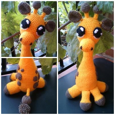 Giraffe ^^ by laine90