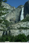 Yosemite 5 waterfall