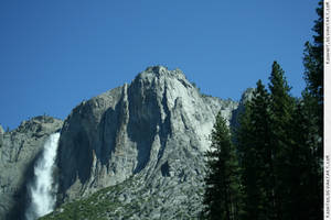 Yosemite 6 waterfall by RoonToo