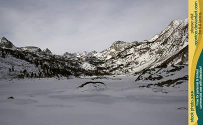Lake Sabrina winter 4
