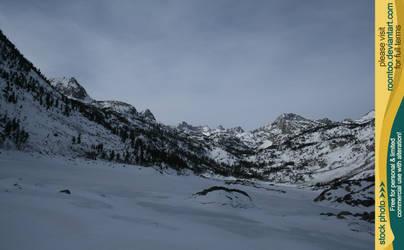 Lake Sabrina winter 5