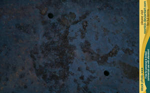 Rusty metal 09 by RoonToo