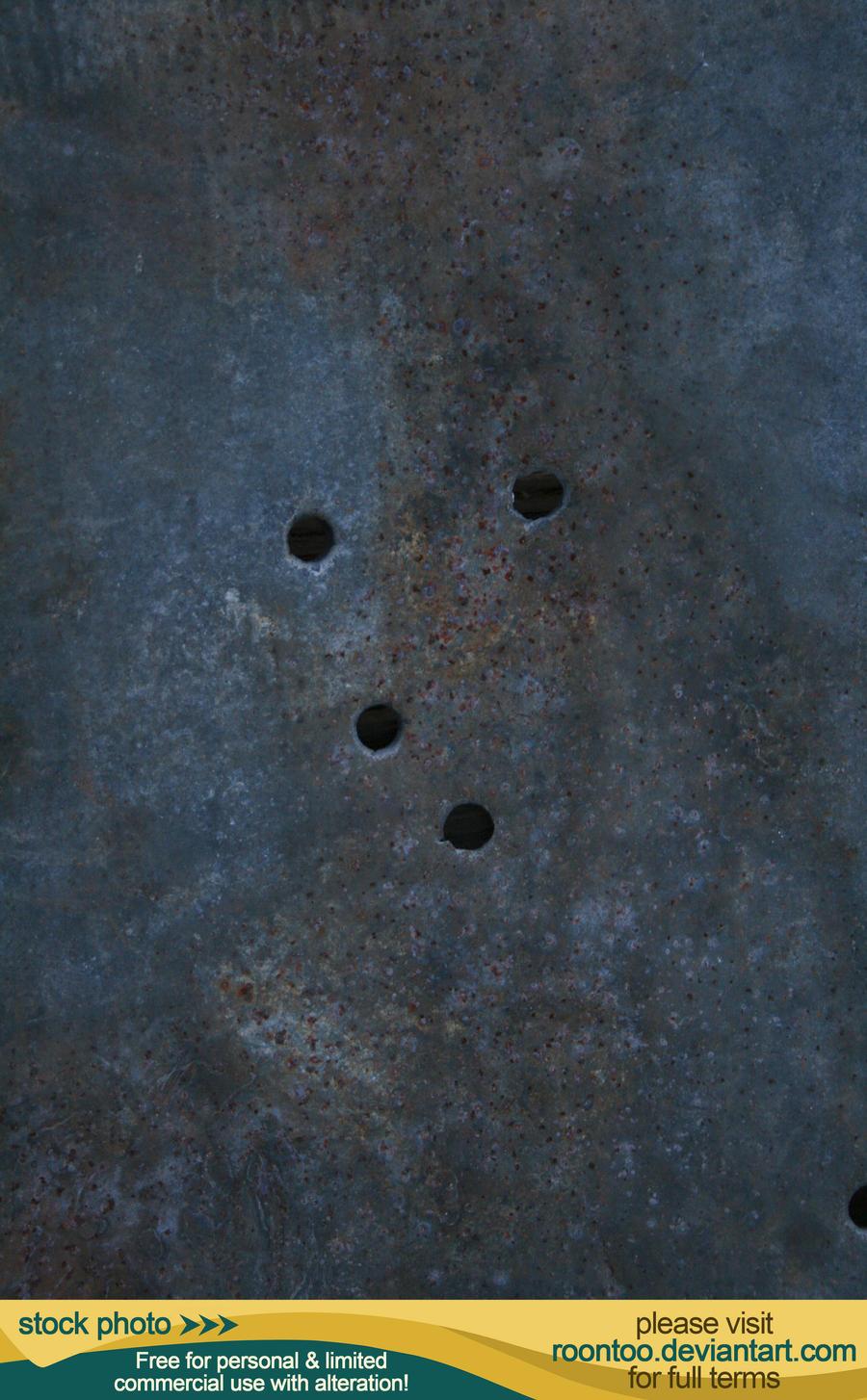 Rusty metal 17 by RoonToo