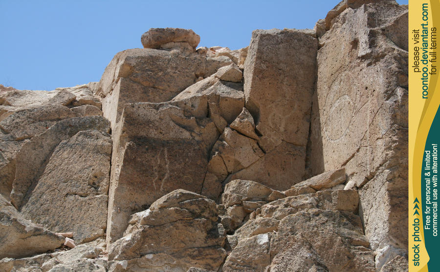 Petroglyphs 24 by RoonToo