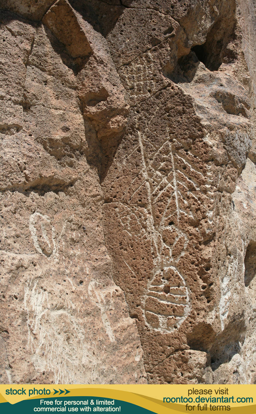 Petroglyphs 40 by RoonToo