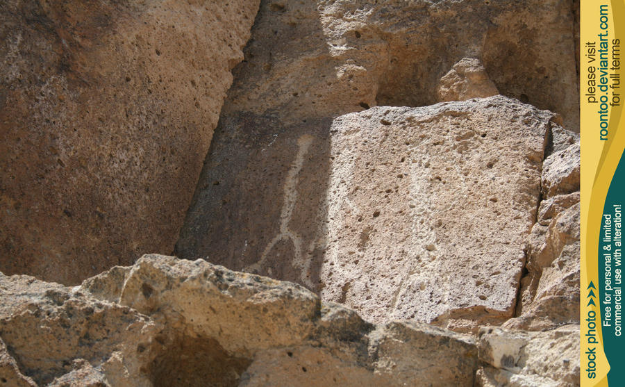 Petroglyphs 41 by RoonToo