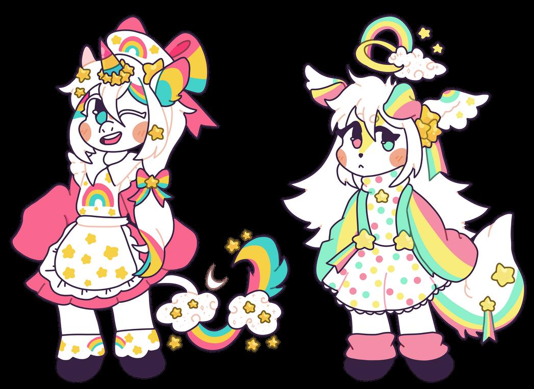 {CLOSED}OTA: idk rainbow part 2