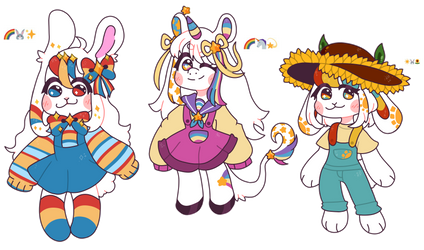 {OPEN}OTA: rainbow emojis