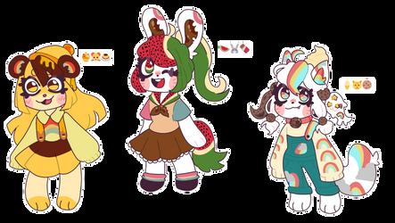 {OPEN}OTA: rainbow emojis 2