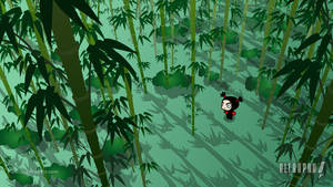 Pucca Layouts - Bamboo Forest by ultrapaul