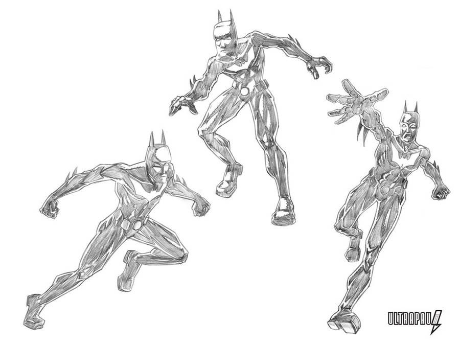 Batman Beyond 2 by ultrapaul