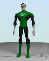 Green Lantern by ultrapaul