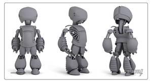 Machina Bot Model