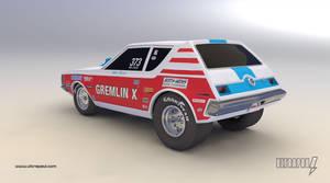 AMC Gremlin B by ultrapaul