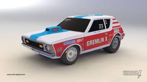 AMC Gremlin F by ultrapaul