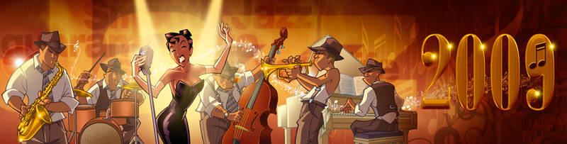 Jazz-Club by MabaProduct