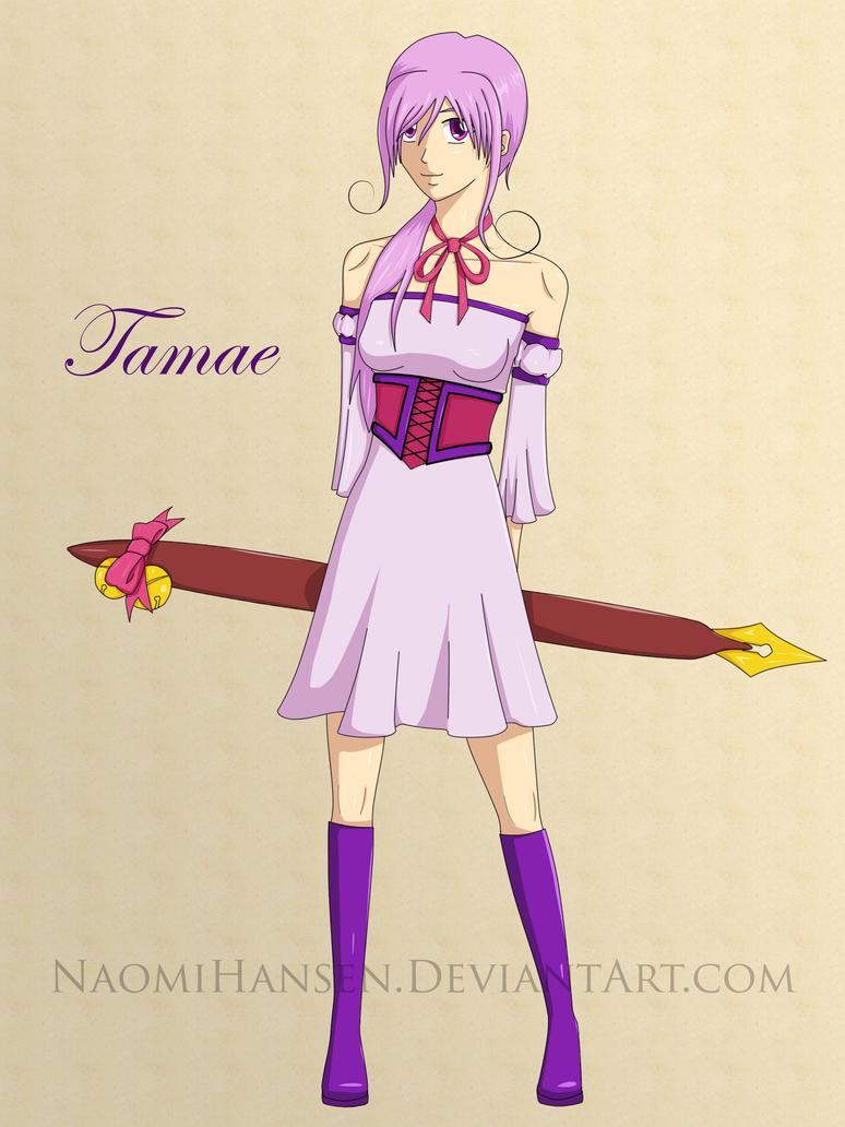 Tamae by NaomiHansen