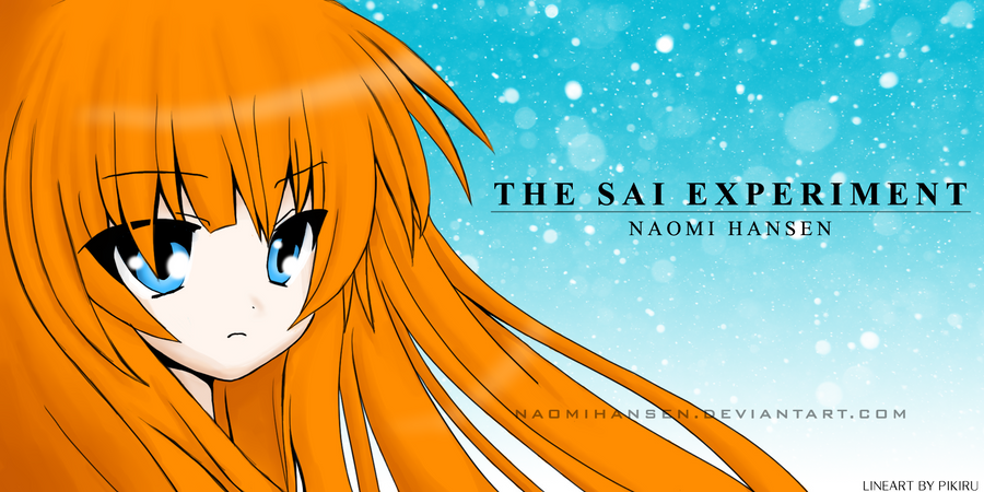 The Sai Experiment by NaomiHansen