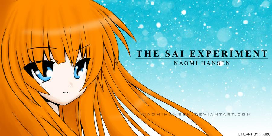 The Sai Experiment by NaomiHansen