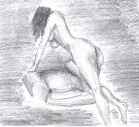 nude by krazeesnowman