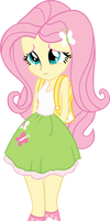 Equestria Girls: Scolded Fluttershy