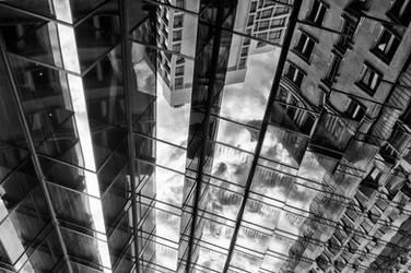 Urban confusion by DaniBabitz