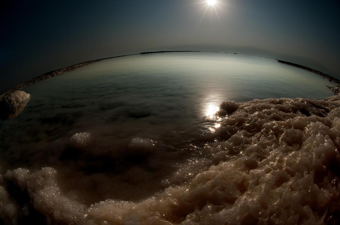 Dead Sea Planet by DaniBabitz