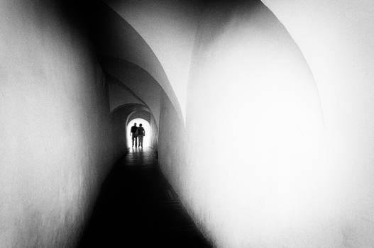 Life is a tunnel