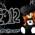 Happy new year 2012 by Milizapiainc