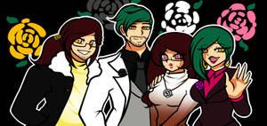 ((OCs)) The Azuhara family
