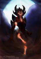 Magnathos by dragonkan