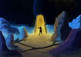 gate by dragonkan