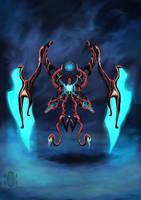 Sentient Frast by dragonkan