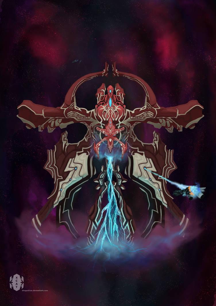 sentient Ruzhan by dragonkan