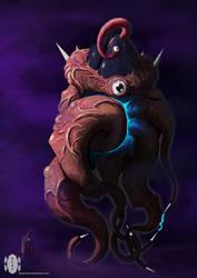 Void lotus by dragonkan