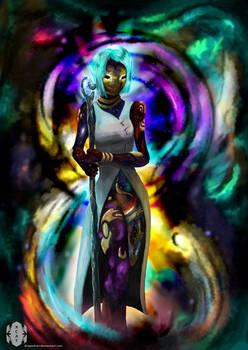 Celestial sorceress