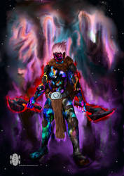 celestial barbarian
