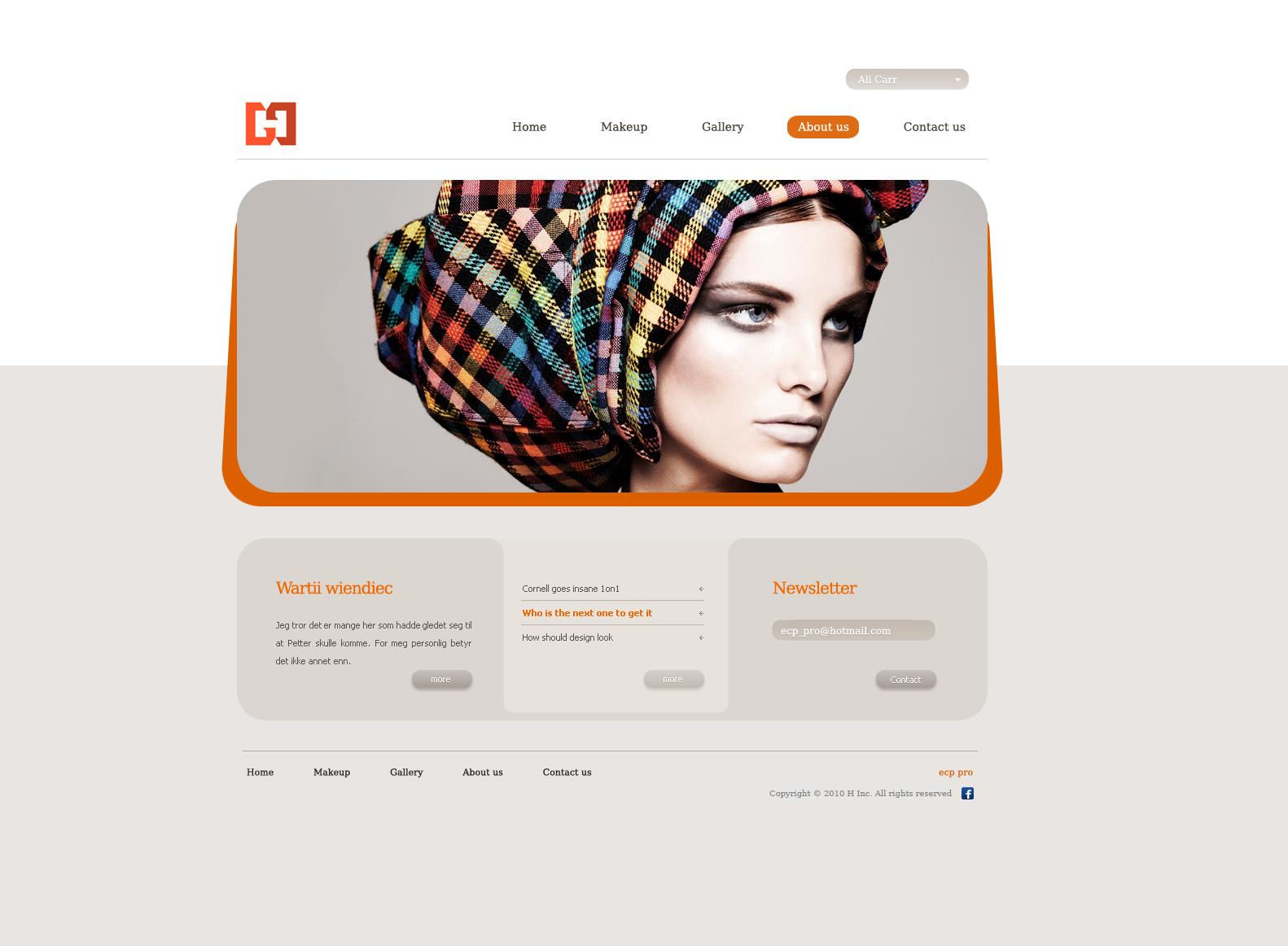 Model Design by ECP-Pro