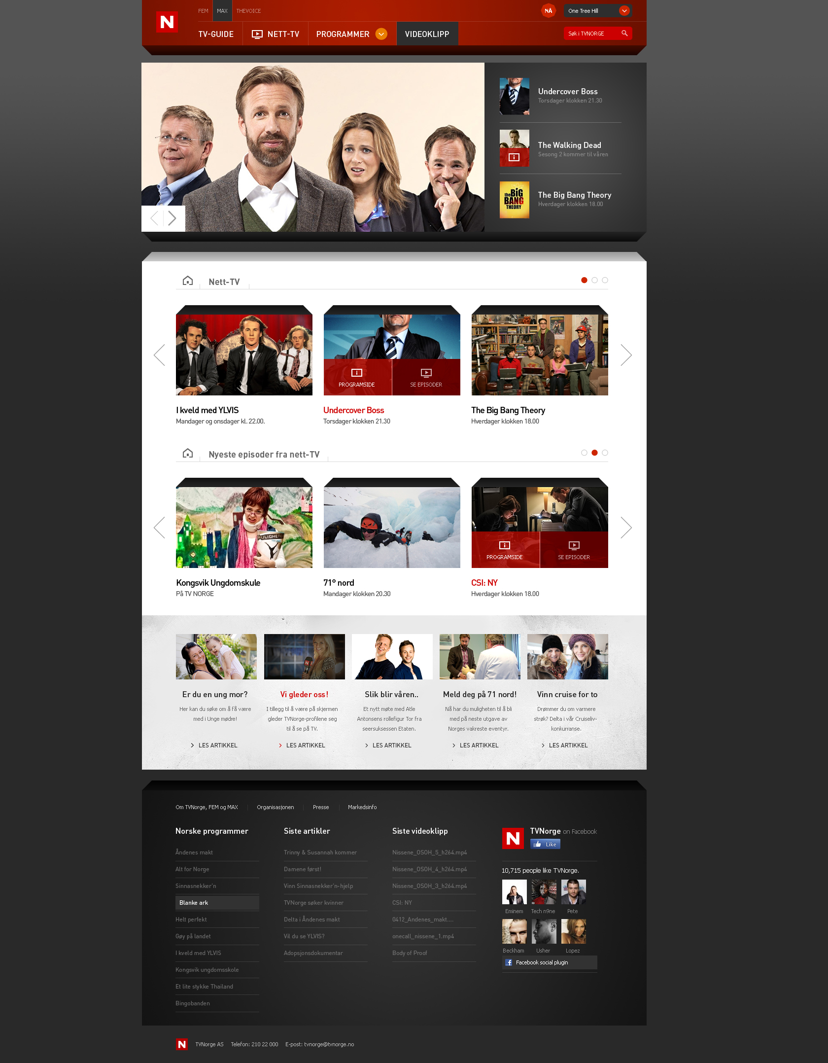 TV Norge by ECP-Pro
