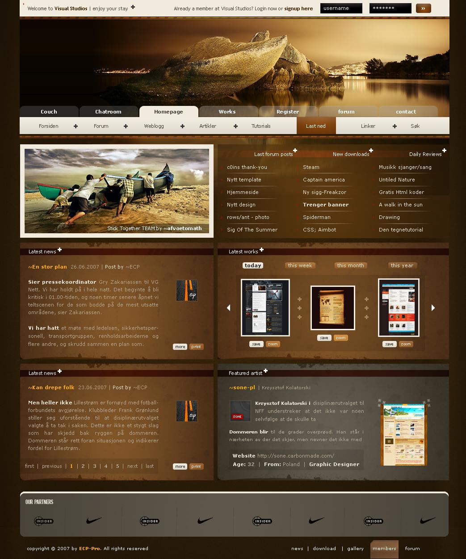 Visual Studios by ECP-Pro