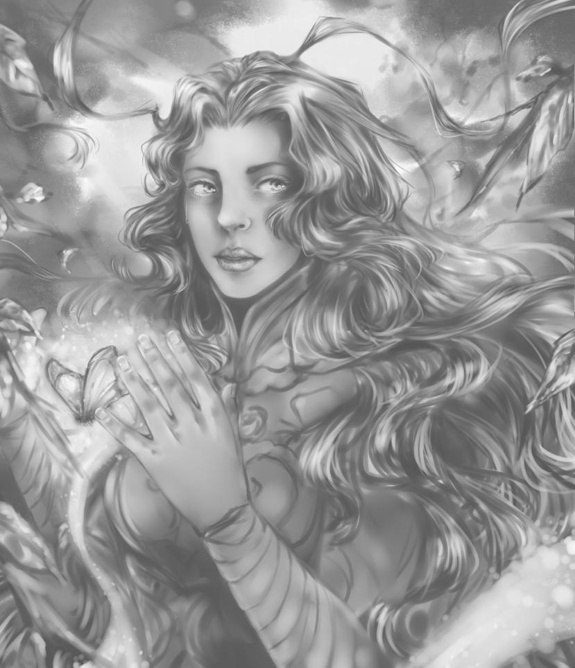 Mother Nature by DarthShizuka on DeviantArt