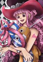 Happy Birthday, Perona! by DarthShizuka