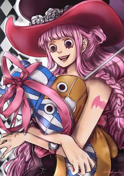 Happy Birthday, Perona!