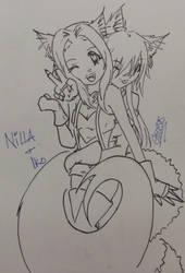 Nilla and Iko