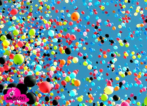 balloons by myhardcorepony