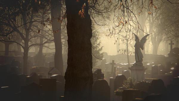 cemetery IV by sorb